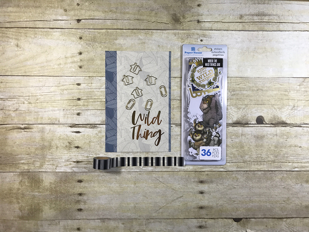Where the Wild Things Are Planner Pops – Finders Keepers