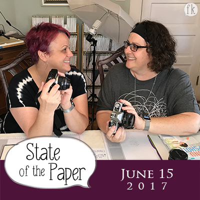 Finders Keepers' State of the Paper Address - June 15, 2017