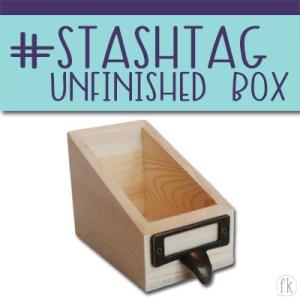 #Stashtags Memory Kit Box Featured
