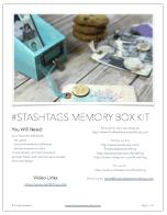 #Stashtags Memory Kit PDF Image