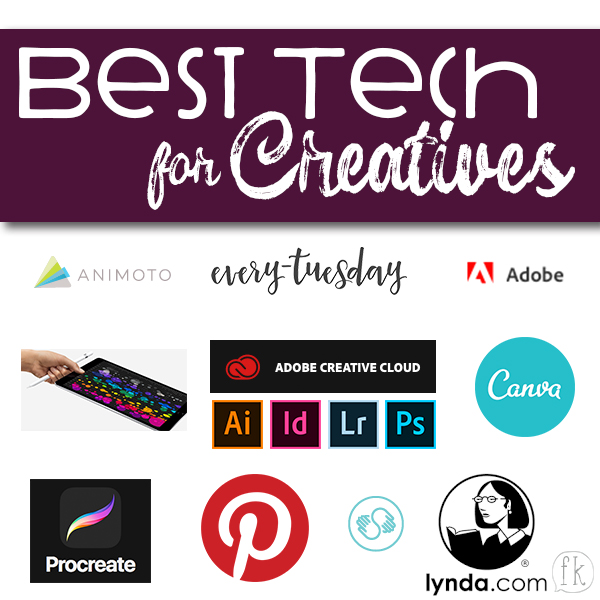 Best Tech for Creatives