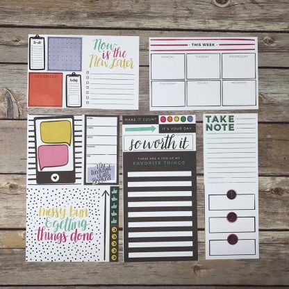 Take Note Planner Pops - Gallery