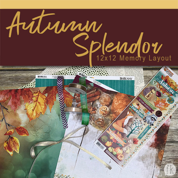 Autumn Splendor 12x12 - Featured