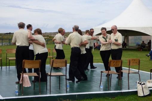 Outport Dancers 2016 Joe Batt's Arm, Fogo Island, NL
