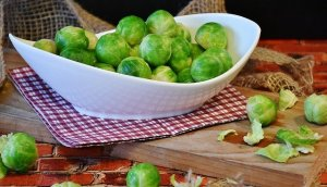 healthy foods to eat brussels sprouts