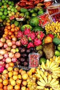 List of vitamins and supplements: assorted fruits, source of vitamin C