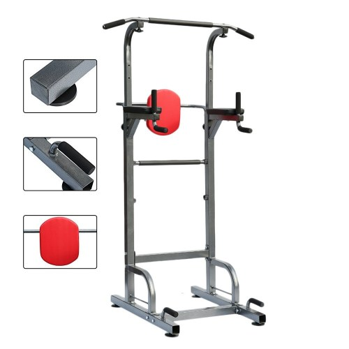 Power Tower Calisthenics Workout Station