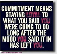 Committed 2