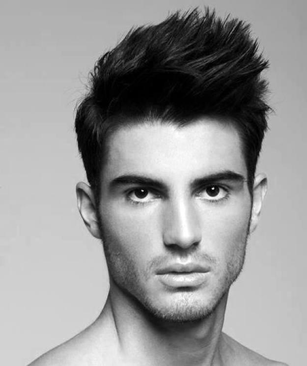 dikenli saç kesimi - Erkek Saç Modelleri 2019