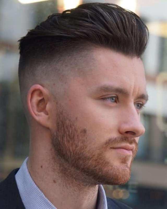 undercut saç kesimi - Erkek Saç Modelleri 2019