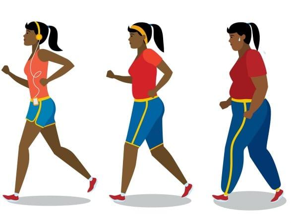 Muazzam kilo kaybına neden olacak basit değişiklikler