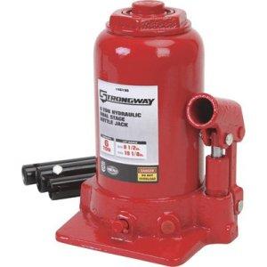 Strongway 6-Ton Hydraulic Bottle Jack