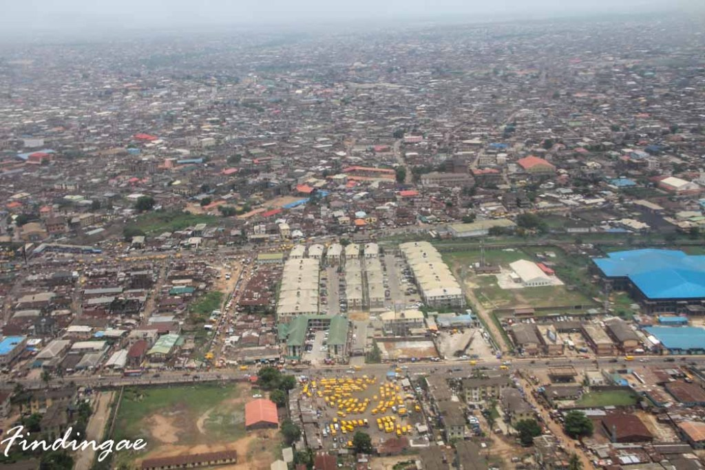 Lagos Airspace