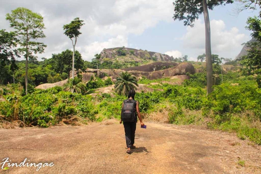 Idanre Hills, Akure, Ondo State.