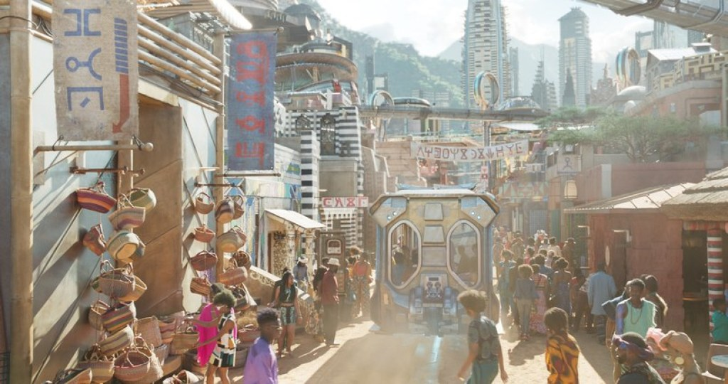 5 Places that look like Wakanda in Africa