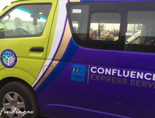 Lagos to Kogi bus