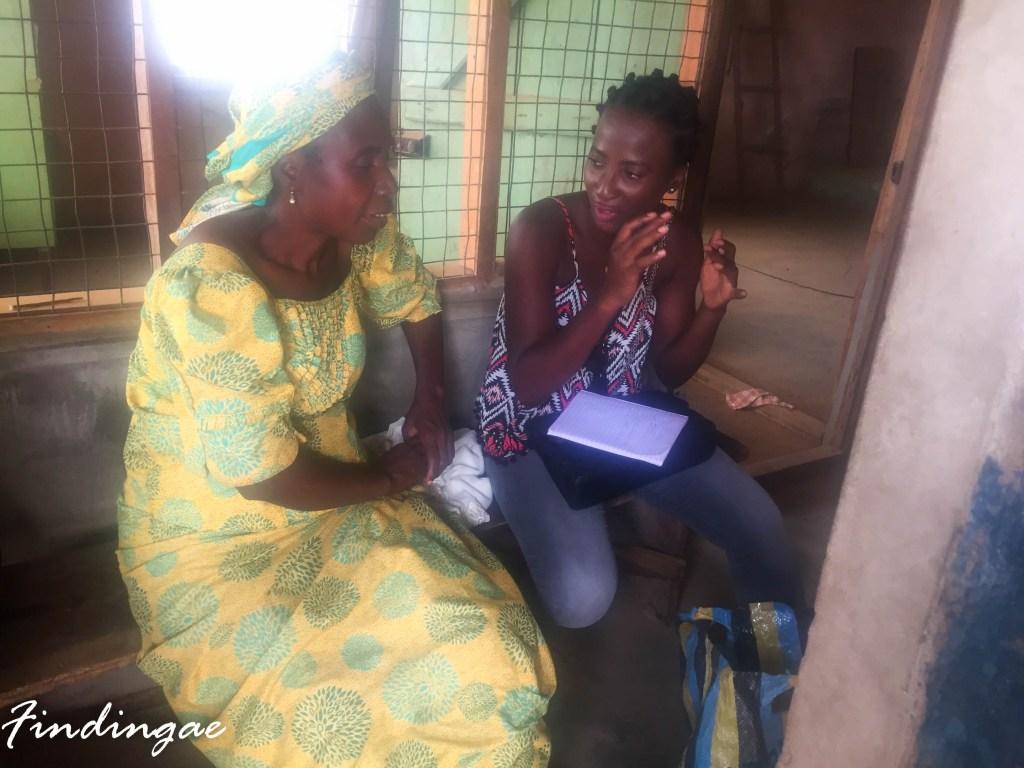 Weaving in Kogi State
