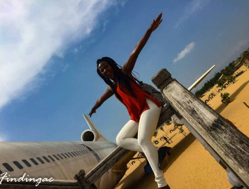 Nigerian Travel Blogger