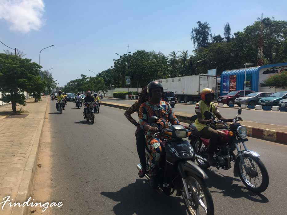 Lagos to Cotonu by Road