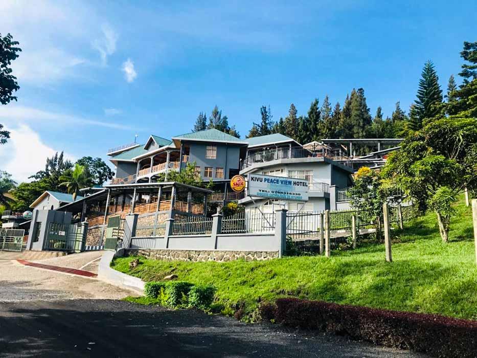 lake kivu hotels