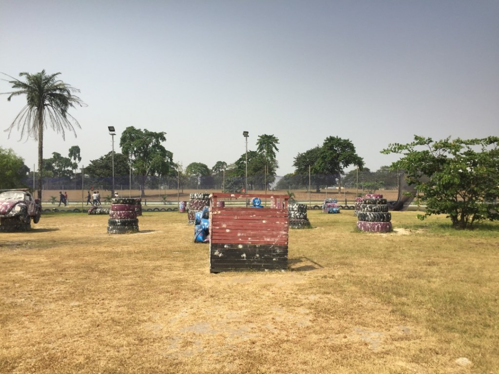Paintball in Port Part harcourt