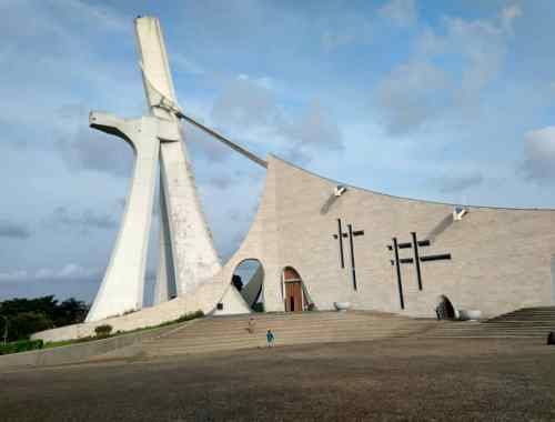 st paul's cathedral abidjan