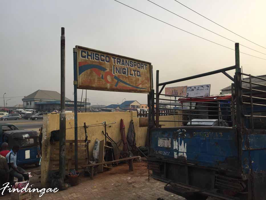 Lagos to Enugu by Bus