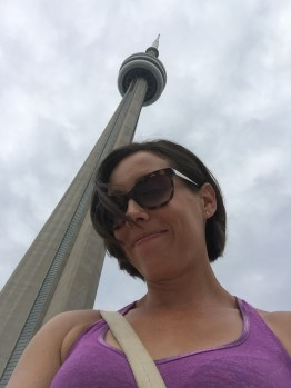 CN Tower is actually pretty cool.