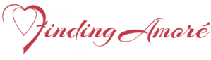 Finding Amore Logo