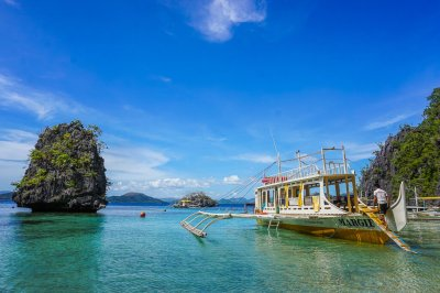 The Best Coron Itinerary for Coron Island Hopping ...