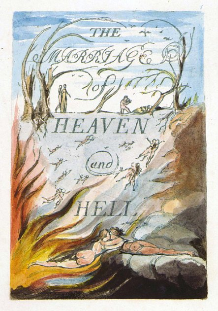 The Marriage of Heaven and Hell William Blake (1790)