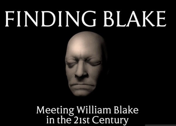 Announcing the trailer for the film, 'Finding Blake'