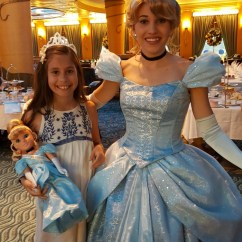 Sash For Chairs Bean Bag Chair Covers Target Disney Cruise Royal Court Tea Experience - Finding Debra