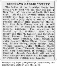 Brooklyn Daily Eagle 31Dec1910p3 with caption