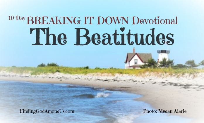 10-day 'Breaking it Down' Devotional delivered to your inbox. Let these inspirational tidbits from God revive your soul, one tasty bite at a time.