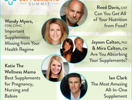 Medicinal Supplements Summit Day 1