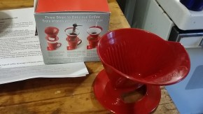Melitta 1-cup Pour-Over Coffee Brewer package