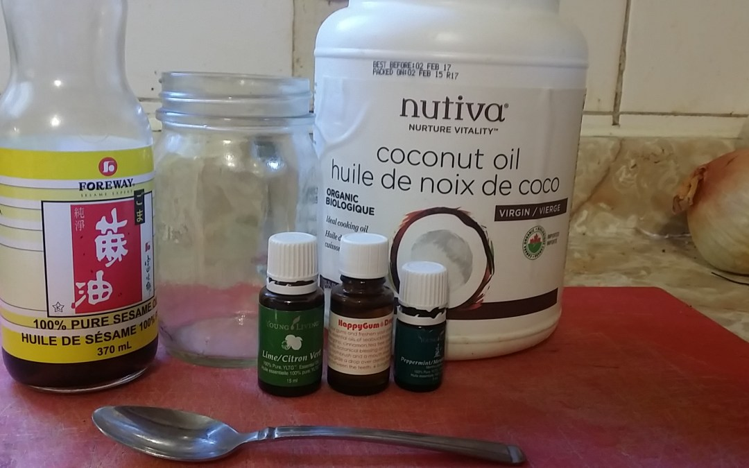 My Ayurveda Morning Routine… Then & Now