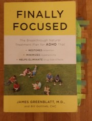 ADHD book recommendations: finally focused