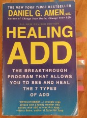 ADHD book recommendations: Healing ADHD
