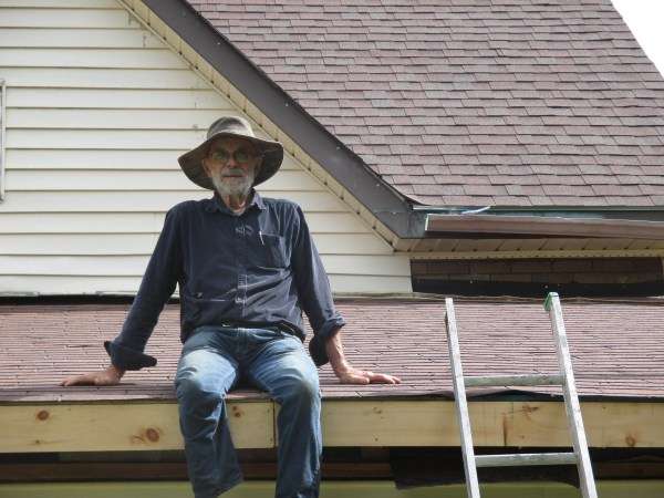 A farewell to roofing Finding Hope Ness