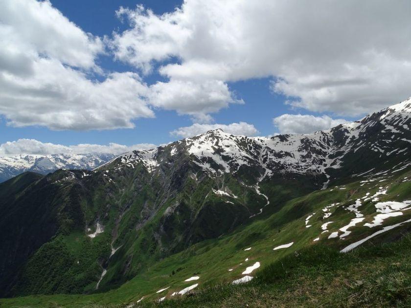 Berge Mestia
