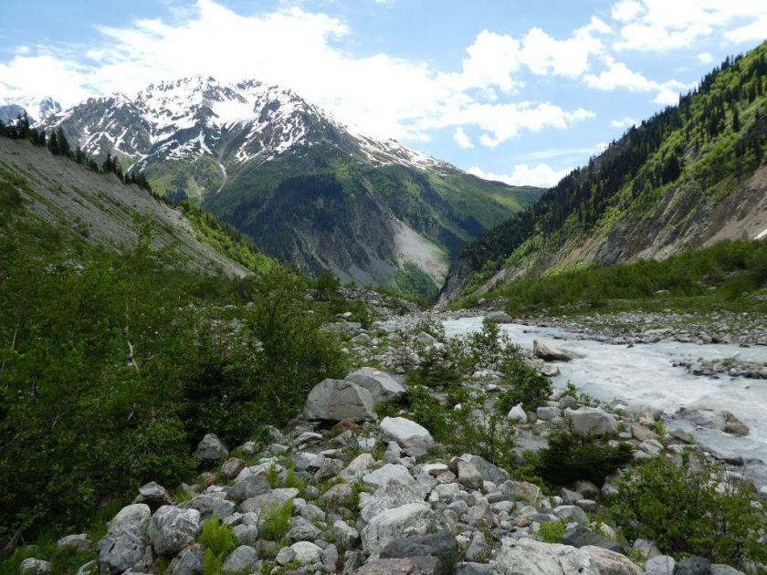 Gletscherwanderung Mestia