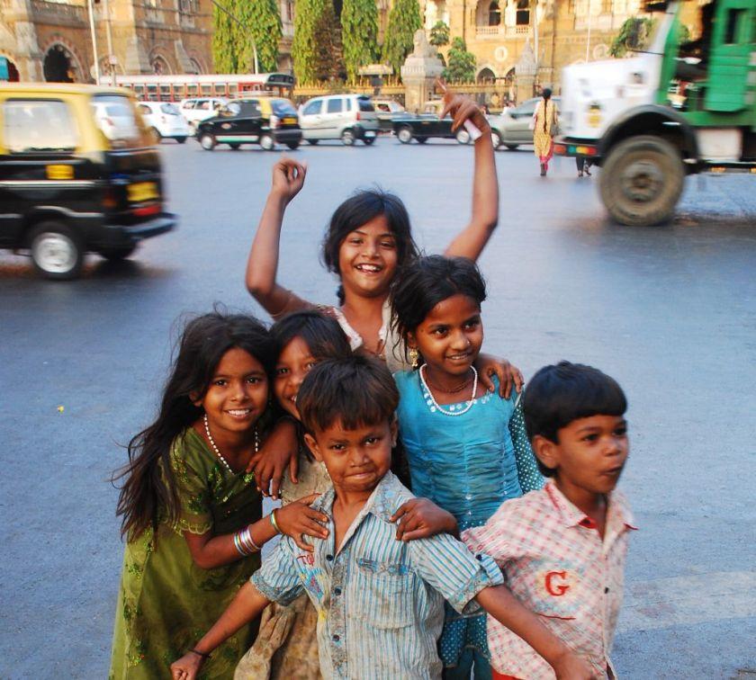 Indien Kinder