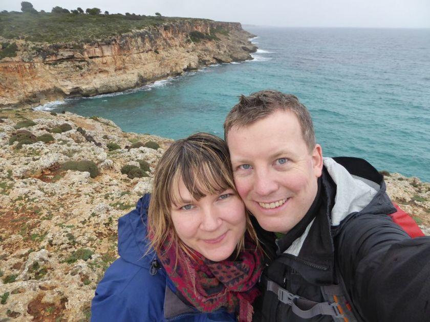 Mallorca Wandern Andi und Janine