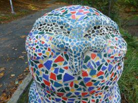 Göteborg Eulenskulptur