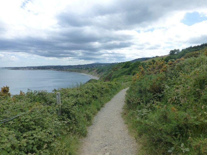 Wandern in Irland - Bray Greystones Cliff Walk