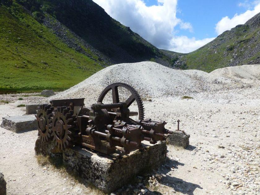Miners' Village Glendalough