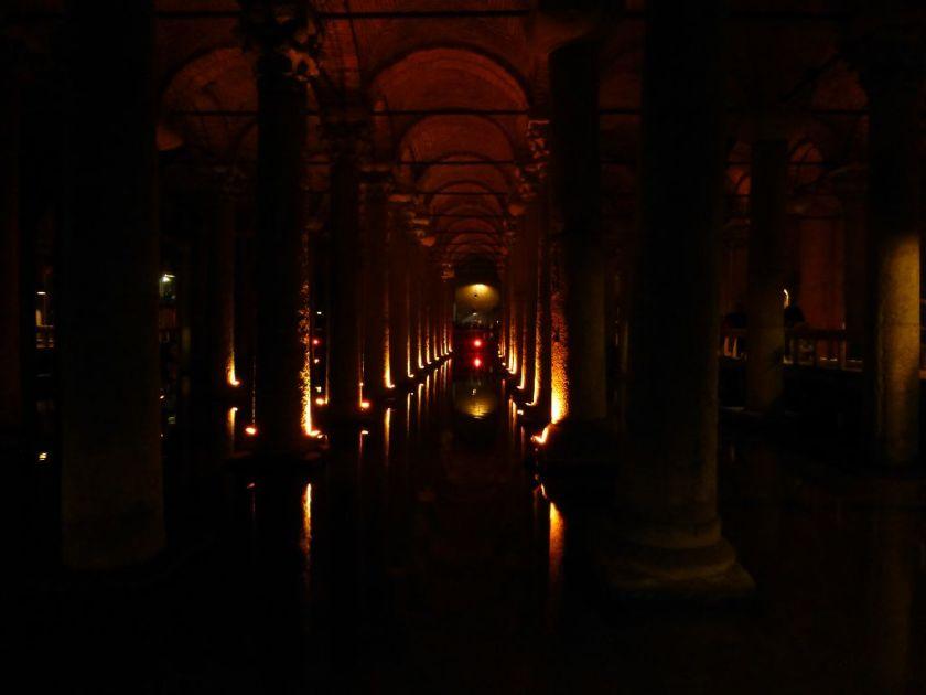 Basilica Cysterna Istanbul