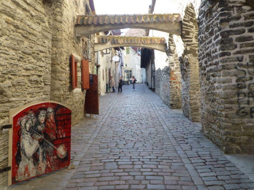Tallinn Katharinengang
